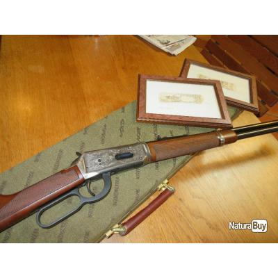 RARE carabine WINCHESTER one of thousand GREAT WESTERN 30.30