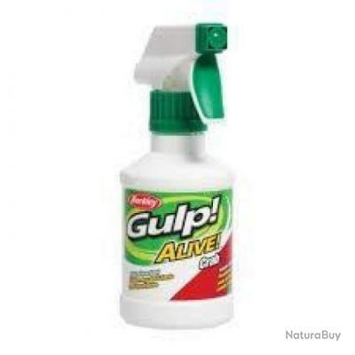 Spray attractant Berkley Gulp! Alive! - Crab