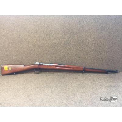 Carabine Carl Gustafs modèle 1896 et année de construction 1906  6.5X57 ; 1€ sans prix de réserve !!
