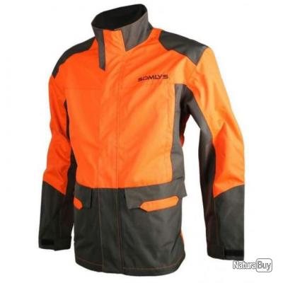 Veste de traque Somlys Resist Orange