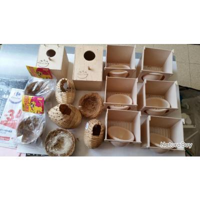 nids ,abrevoirs et divers