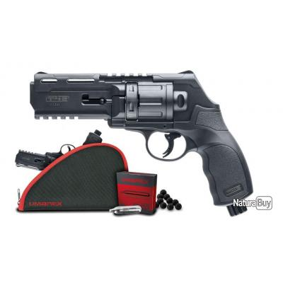 PROMO HOME DEFENSE 2019: PACK WALTHER T4E HDR 50 11 JOULES + HOUSSE UMAREX + 5 CO2 + 10 BALLES