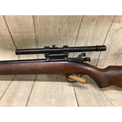 Carabine calibre 22lr mono-coup REMINGTON TARGETMASTER