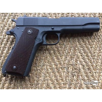SPECIAL D-DAY - PISTOLET COLT 1911 A1 - FABRICATION 1943