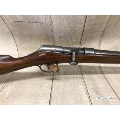 Fusil type GRAS rechambré en Calibre 12