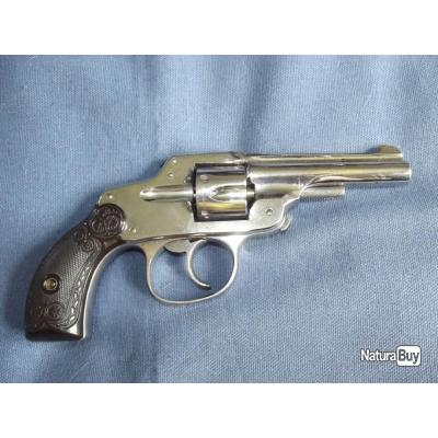 Spencer Safety hammerless revolver calibre 32 short
