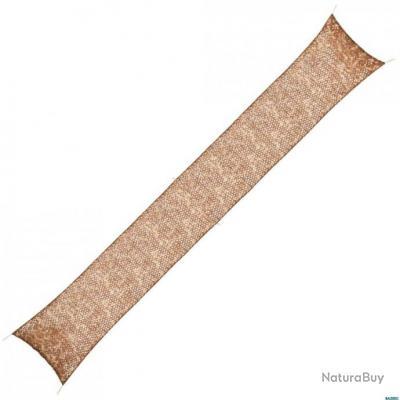 Filet camouflage avec sac rangement 1,5 x 10 m
