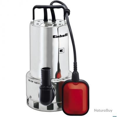 Pompe à eau usée Einhell GC-DP 1020 N