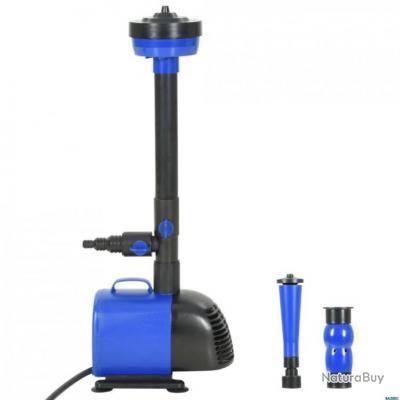 Pompe pour fontaine 110 W 3 000 L / h