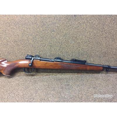 Magnifique carabine Mauser 8X57JS K98, 1 € sans prix de réserve !!!