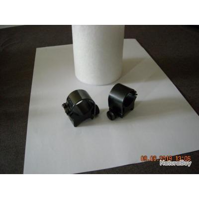 Paire de colliers Marque Weaver au standard Weaver 25,4mm - Bas - Occasion