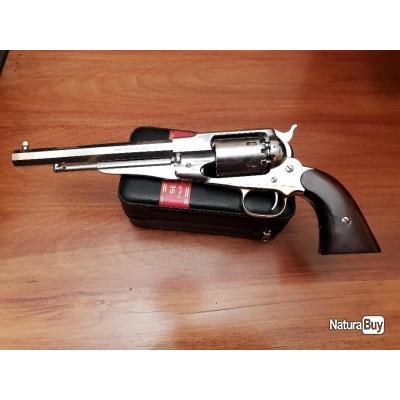 REVOLVER REMINGTON 1858 DE PIETTA VERSION INOX