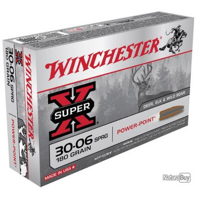 Winchester Power-Point 180 gr