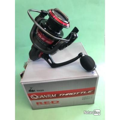 1 moulinet throttle TH20 quantum peche TRUITE