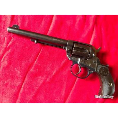 Superbe Colt mod.1877 DA Lightning cal.38LC (1315)