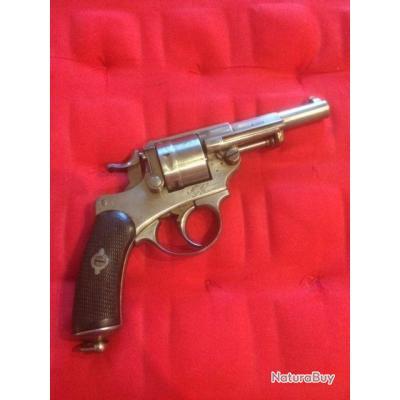 revolver 1873 réglementaire de saint Etienne 11MM