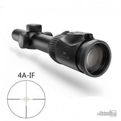 A De Z8i 0;75 Lunette X20 Swarovski Reticule Corp 30mm If 4a Lumineux Demonstration SUzpVMq