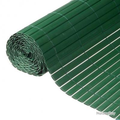 Brise-vue de jardin 1.5x3 m PVC Vert