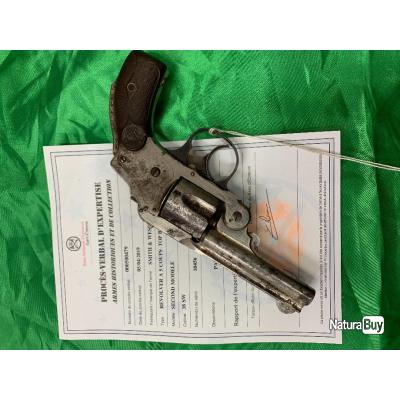smith and Wesson cal 38