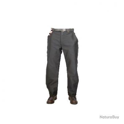 Pantalon largeot moleskine à passants Le Laboureur taille 36 Ecru