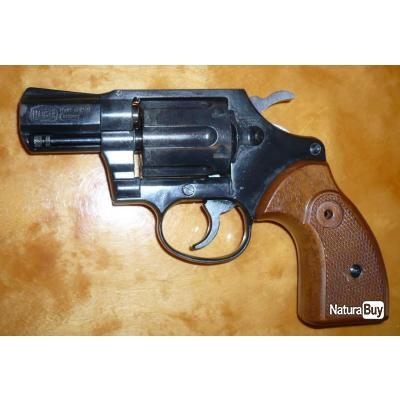 Revolver d'alarme Mauser K 50 (K50), cal. 9mm à blanc, Made in West Germany