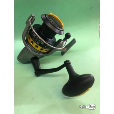 1 moulinet Lethal LT60 spinning  . Taille 6000. Fin-nor  peche MER EXOTIQUE