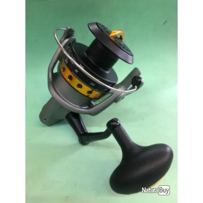 1 moulinet Lethal LT80 spinning. Fin-nor Taille 8000. peche MER EXOTIQUE