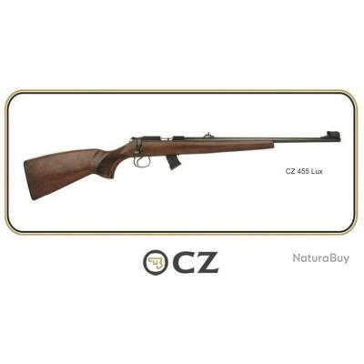 Notice d'utilisation et d'entretien carabine CZ455