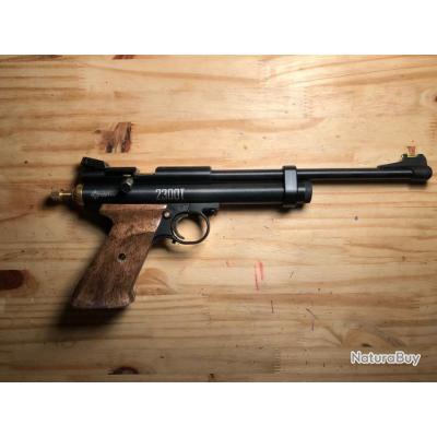 Pistolet Crosman 2300 Target Custom - calibre 4.5 mm - CO²
