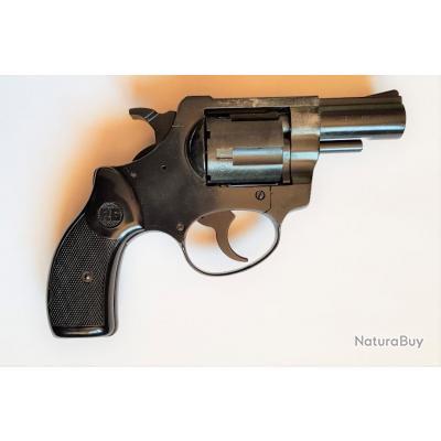 Révolver d'alarme 9mm MOD.79 MADE IN GERMANY - ROHM GMBH SONTHEIM/BRENZ