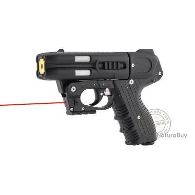 PIEXON - Jet Defender JPX 4 - Noir Laser