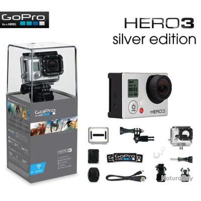 GO PRO HERO 3 Silver Edition