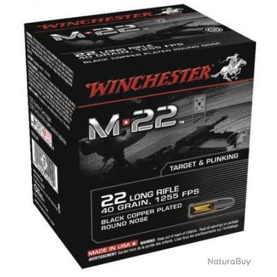 Munitions 22LR Winchester M22 x 400