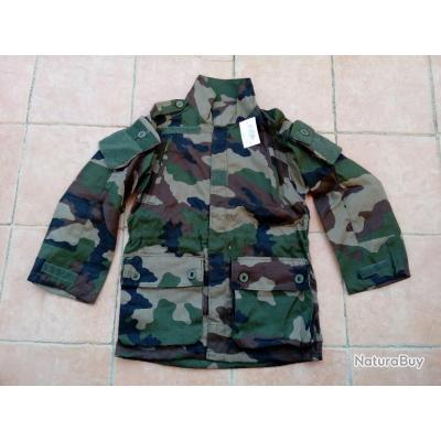 Veste treillis felin 81-88XC neuve camo ce / femme-enfant / tissus ripstop / armée legion
