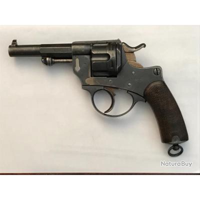 Revolver français d'ordonnance Mle 1874