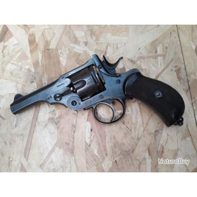 Revolver réglementaire Webley MkI *Calibre .455/.45 ACP