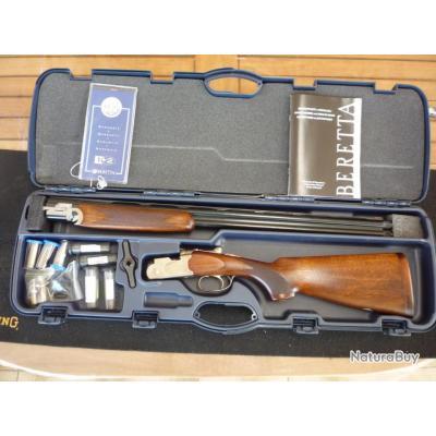 Beretta 686 cal 20 Silver pigeon