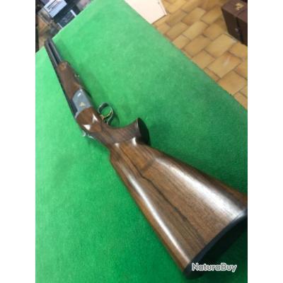 Enchère Destockage fusil neuf Fausti Sovrano de luxe calibre 12