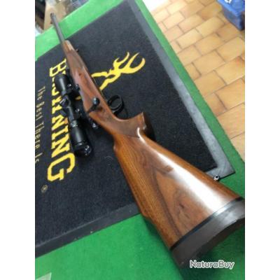 Enchère 1 euro carabine remington model 709 calibre 375 HH