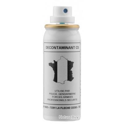 Décontaminant CS et CN - 50 ml
