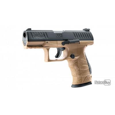 Pistolet CO2 Walther PPQ M2 T4E tan cal. 43-AD822