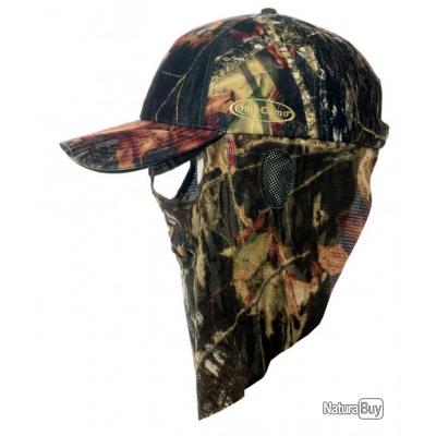 Casquette/filet de camouflage Browning Face Mask Quick camo-VC4580