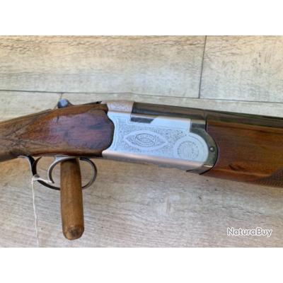 Fusil superposé BERETTA S56E calibre 12/70