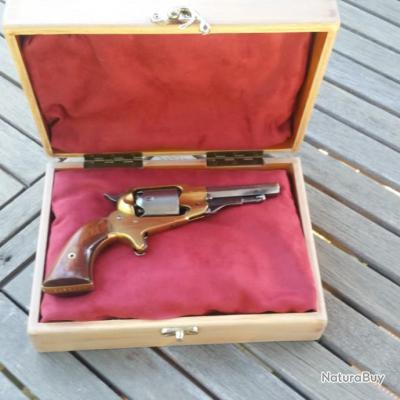 Réplique pietta remington pocket 1863