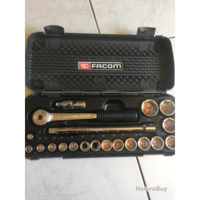 Coffret Cliquet Facom 1 2 Cliquet Neuf Caisse à Outils