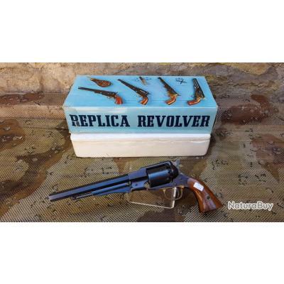 Remington 1858 cal 44 Euroarms dans sa boite