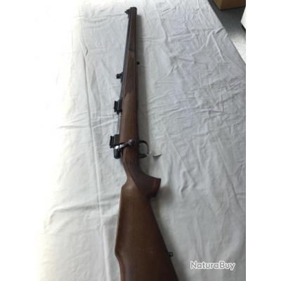 Carabine Tikka M65 Stutzen calibre 9.3x62 a 1 euro sans prix de réserve