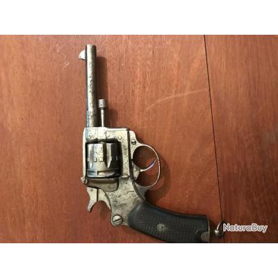 revolver 1892 civil a restaurer curieuse portiere