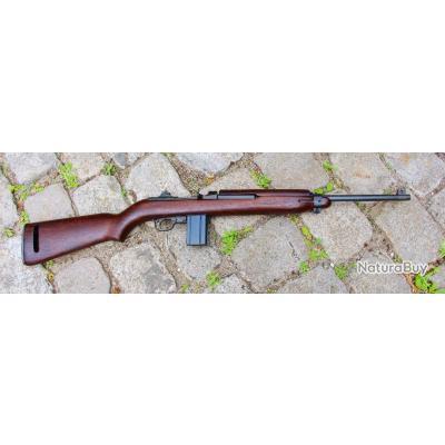 carabine USM1 originale WW2 cat C  en 2+1 de marque ROCK OLA de 1943