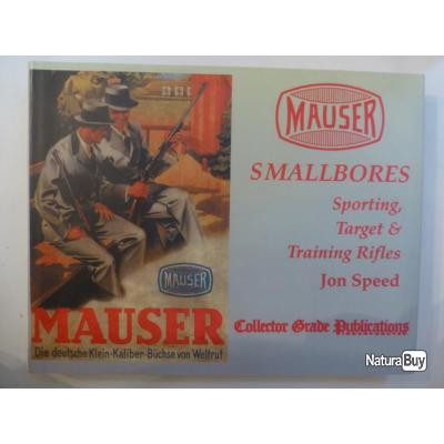 Mauser Smallbore - Sporting, Target and Training Rifles
